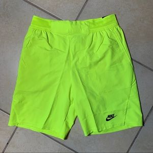 Nike challenge court Agassi tennis shorts